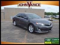 2014 Toyota Camry SE CARFAX: 1-Owner, Buy Back
