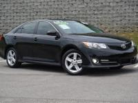 You are looking at a 2014 Used Toyota Camry for sale in