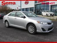 2014 Toyota Camry L FWD 6-Speed Automatic 2.5L I4 SMPI