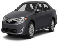 Options:  2014 Toyota Camry L|Creampuff! This
