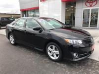 Options:  2014 Toyota Camry L|Want To Stretch Your