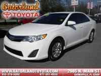 THIS CAMRY IS CERTIFIED! BLUETOOTH. This 2014 Toyota