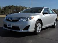 Delivers 35 Highway MPG and 25 City MPG! This Toyota
