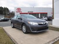 ONE OWNER!! 2014 CAMRY LE!! TOYOTA CERTIFIED 7