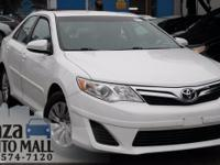 Recent Arrival! Certified. 2014 Toyota Camry LE Super