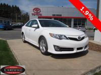 ONE OWNER!! 2014 TOYOTA CAMRY SE!! 2.5L, TOYOTA