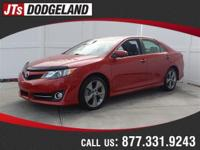 Options:  2014 Toyota Camry L|Red/|V4 2.5 L