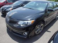 Recent Arrival! 2014 Toyota Camry SE Sport Sunroof,