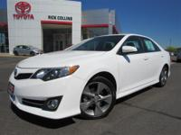 Just in on a trade in! Clean 2014 Toyota Camry SE