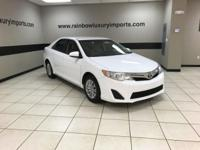 CARFAX 1-Owner. FUEL EFFICIENT 35 MPG Hwy/25 MPG City!