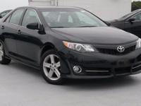 Recent Arrival! Certified. 2014 Toyota Camry SE