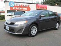 2014 Toyota Camry LE For Sale.Features:Front Wheel