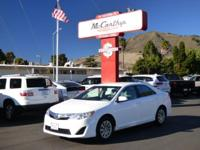 Options:  2014 Toyota Camry Le|Clean Carfax. Super