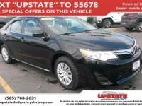 Includes a CARFAX buyback guarantee! This Sedan has