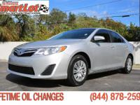 2014 Toyota Camry LE, *** FLORIDA OWNED VEHICLE ***