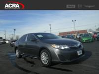 A few of this used Camry's key features include: