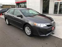 Options:  2014 Toyota Camry Le|Certified!!! Low Low