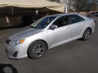 ~ 2014 Toyota Camry LE ~ CARFAX: Buy Back Guarantee,