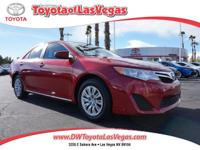 Like new. Toyota Certified! Your quest for a gently