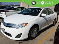 Clean CARFAX. Certified. CARFAX One-Owner. 2014 Toyota