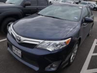 Recent Arrival! 2014 Toyota Camry XLE Leather, Sunroof