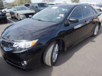 Recent Arrival! 2014 Toyota Camry SECARFAX One-Owner.