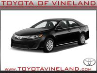 This 2014 Toyota Camry LE is a real winner with