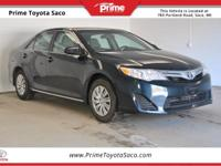CARFAX One-Owner! Toyota Certified! 2014 Toyota Camry