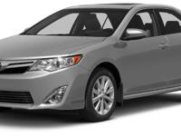 Options:  2014 Toyota Camry Le|Miles: 59920Color: