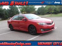 **POWER SUNROOF/MOONROOF**. Camry LE, 4D Sedan, 2.5L I4