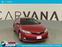 Can't get your mind off a 2014ToyotaCamry with 15.4 cu.