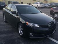 2014 Toyota Camry SE in VERY GOOD condition. Like new