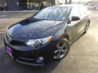 Options:  2014 Toyota Camry Se|Recent Arrival! New