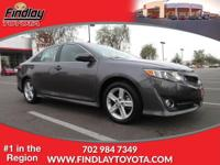 ~ 2014 Toyota Camry SE ~ CARFAX: Buy Back Guarantee,