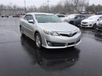2014 Camry Toyota SE Toyota Certified - 7 Yr /100k