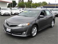 Options:  2014 Toyota Camry Se|This Vehicle Has A 2.5L