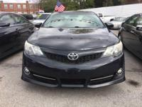 Drive away with this beautiful 2014 Toyota Camry. Down