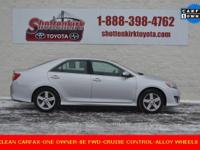 Options:  2014 Toyota Camry Se|Aluminum/Alloy