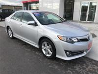 Options:  2014 Toyota Camry Se|Stop Clicking The Mouse