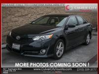 Options:  2014 Toyota Camry Se Gray Toyota Certified
