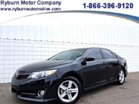 *Your ONE OWNER Toyota Camry SE is here!**2.5L 4cy.,