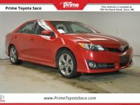 CARFAX One-Owner! Toyota Certified!, 2014 Toyota Camry