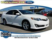 Clean CARFAX. 2014 Toyota Camry XLE 2.5L I4 SMPI DOHC