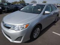 Recent Arrival! 2014 Toyota Camry LE 2014.5CARFAX