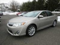 CarFax 1-Owner, This 2014 Toyota Camry XLE will sell
