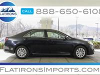 Flatirons Imports is offering this 2014 Toyota Camry L,