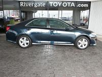 CarFax 1-Owner, This 2014 Toyota Camry SE will sell