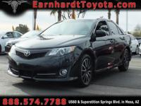 We are happy to offer you this CERTIFIED 2014 TOYOTA