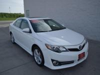 This 2014 Toyota Camry SE is proudly offered by Smart