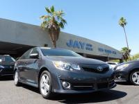 Options:  2014 Toyota Camry 2014.5 4Dr Sdn I4 Auto Se